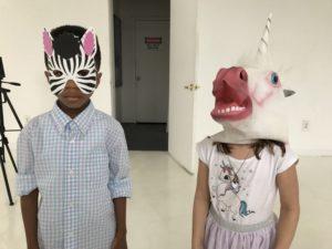 filmmaking camp for kids in NYC - Cinemakidz