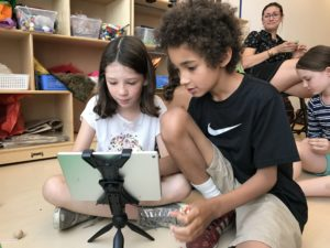 best filmmaking camp for kids in NYC