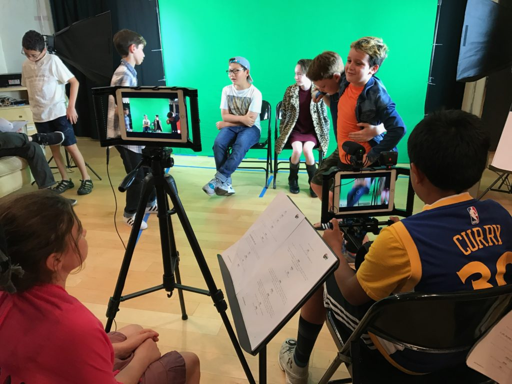 video editing classes for kids - Cinemakidz