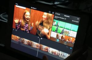 YouTube Production Activities in virtual summer camps