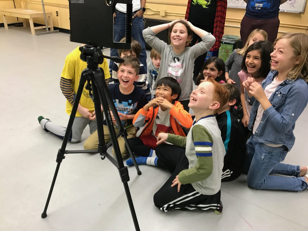 Movie Making Summer Camp In NYC