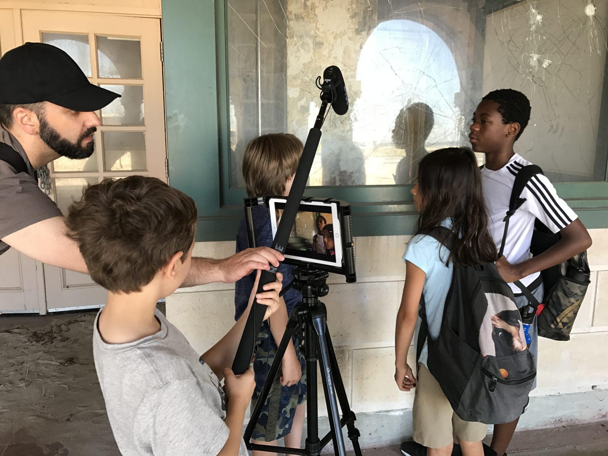 Filmmaking Camps