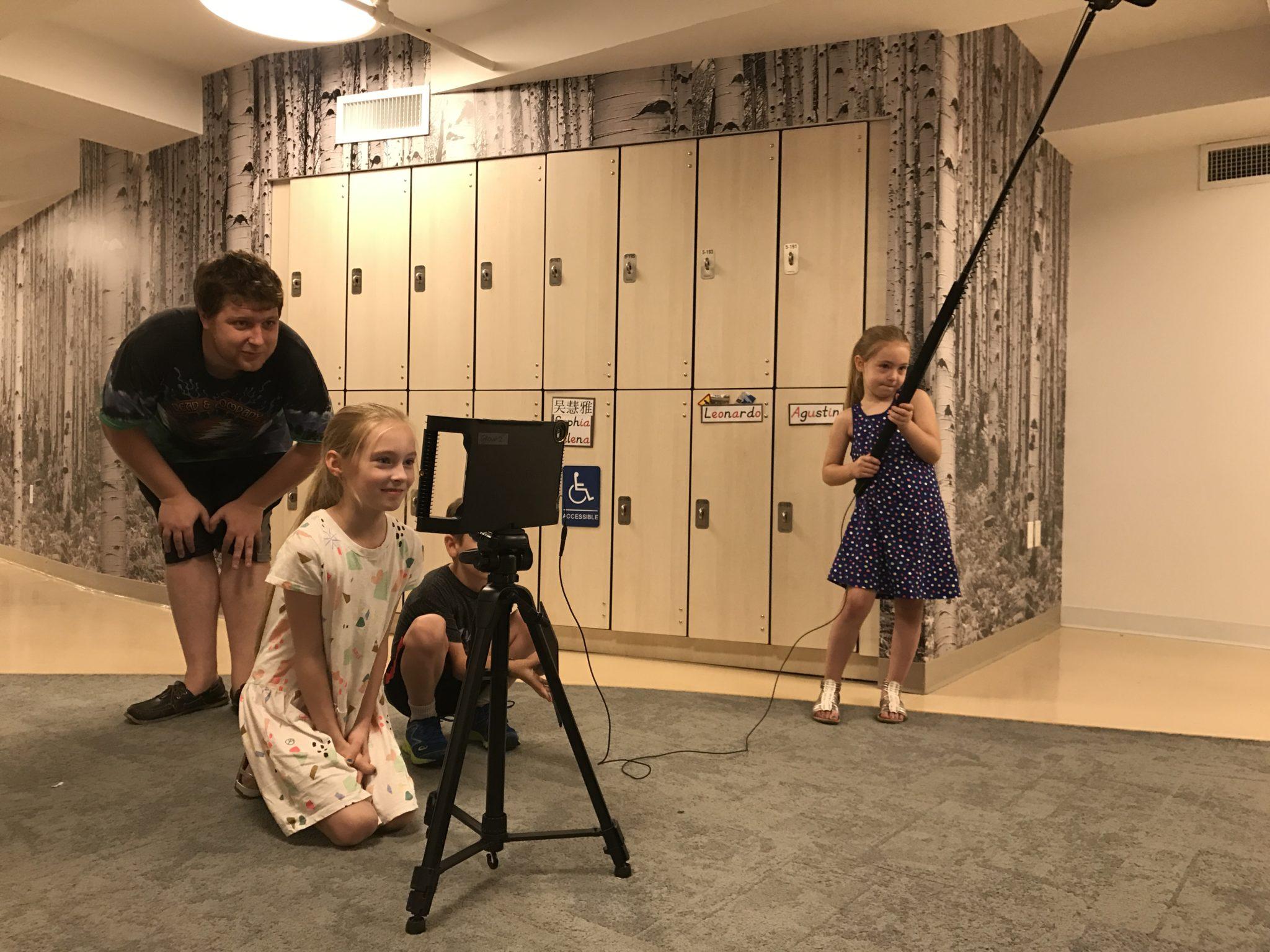 best film programs for kids - Cinemakidz