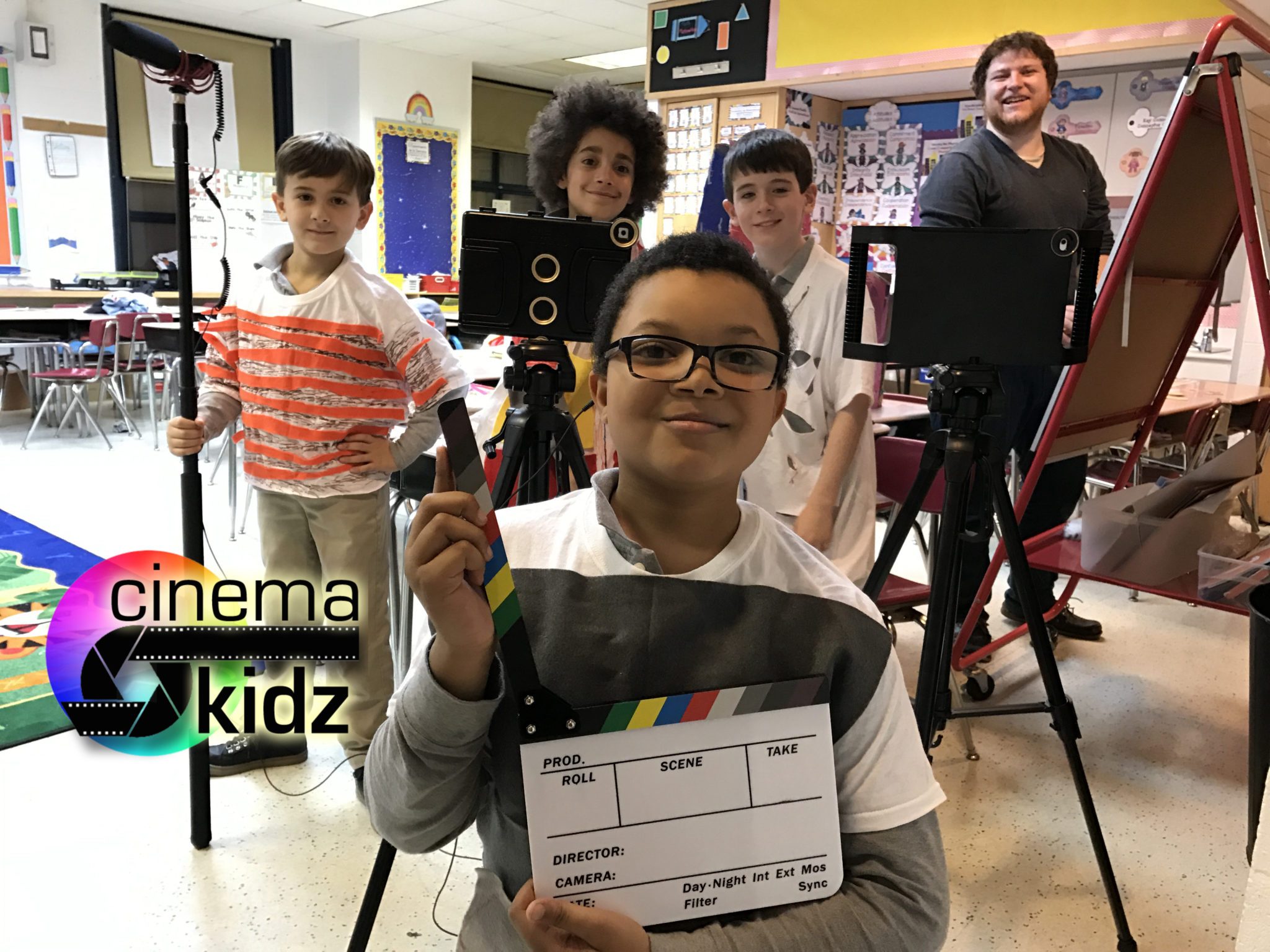 Best NYC Movie Making Summer Camp For Kids
