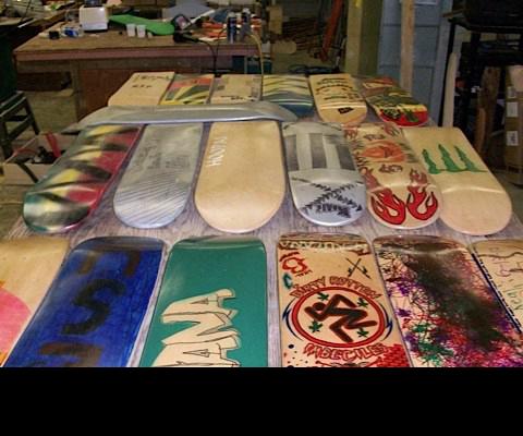 Skateboard Videos Camp