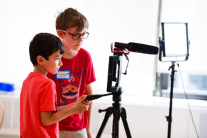 filmmaking classes for kids nyc