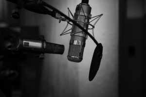 Podcasting + The Radio Play in summer camp