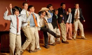 Comedy + Skits in summer camp class