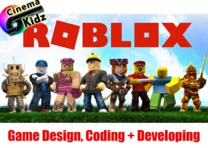 Roblox Game Development in summer camp