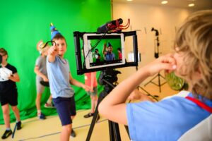 Acting for Film in Summer Camp